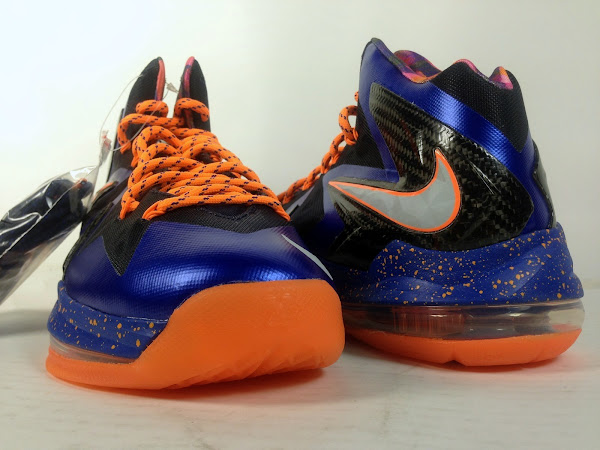 Another Look at the Nike LeBron X PS Elite Superhero