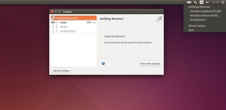 Soolar in Ubuntu Linux