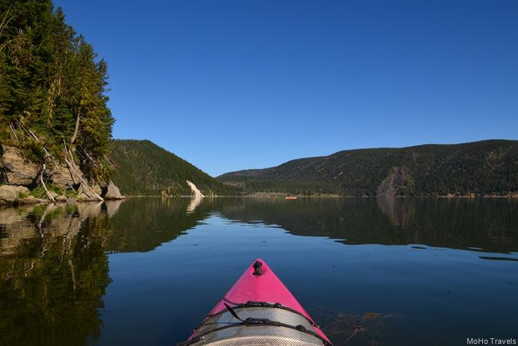 East Lake reflections