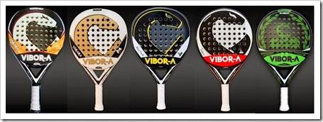 VIBOR-A presentará su nueva colección de palas y textil 2014 en el Máster WPT Ifema 2013.