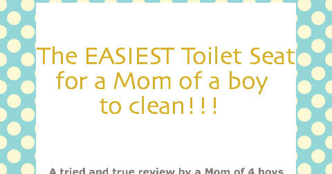How To Clean The Easy Clean Quot Best Ever Quot Toilet Seat For