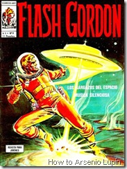 P00009 - Flash Gordon v1 #9