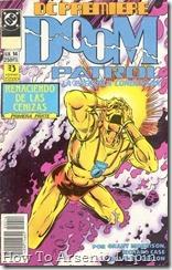 P00023 - Doom Patrol v2