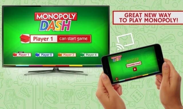 Salen a la luz los primeros juegos oficiales para Chromecast