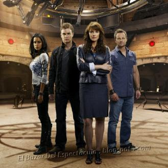 Sanctuary 2 Temporada Ultimo Capitulo 01 08 11 Syfy