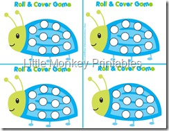 roll & cover game