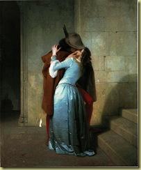 Francesco Hayes The Kiss
