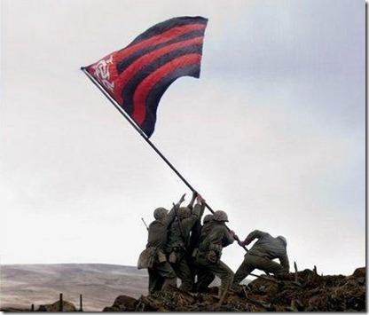 Soldados Bandeira do Flamengo[1][1]