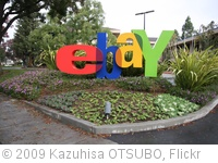 'eBay' photo (c) 2009, Kazuhisa OTSUBO - license: http://creativecommons.org/licenses/by/2.0/