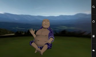 Screenshot of Buddy Buddha 3D beta