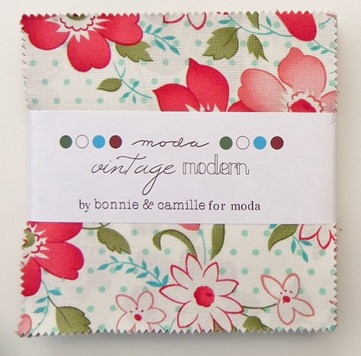 Vintage Modern by Bonnie & Camille - Charm Pack