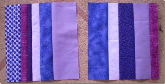 2012 purple strings
