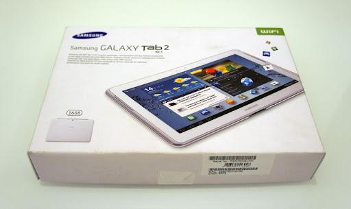 [Tablet] 有得亦有失-輕薄易攜的Android 4.0平板「Galaxy Tab2 10.1」開箱與小心得分享!