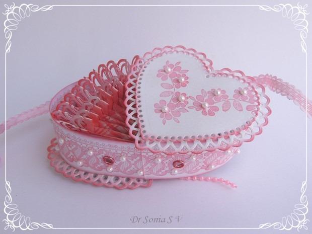 Heart shaped box 2