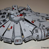 Star Wars Lego, Millenium Falcon