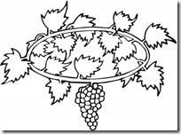 colorear uvas pintaryjugar (3)