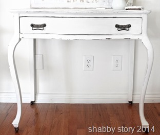dressing-table shabby story