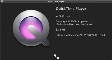 Quicktime para PC