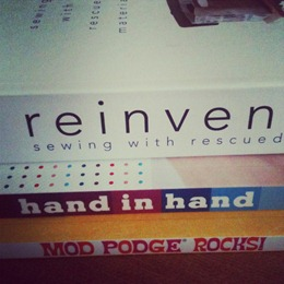 New Crafty Books
