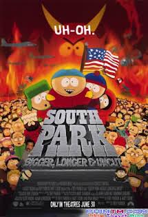 Thị Trấn Không Có Thật - South Park: Bigger, Longer & Uncut