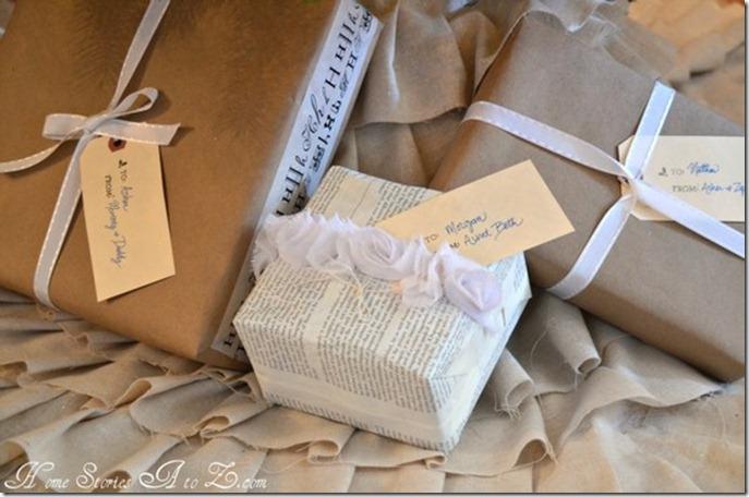 atoz gift wrap