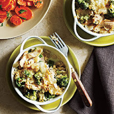 Broccoli and Rice Casseroles