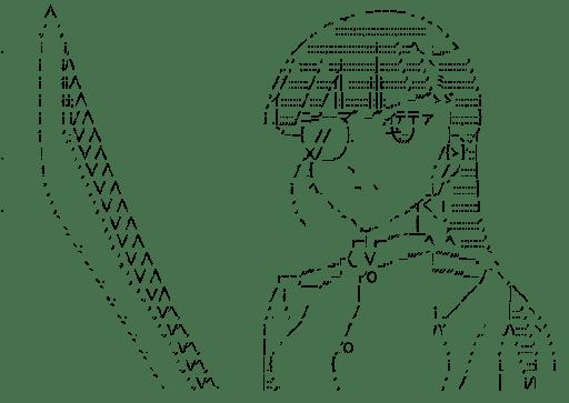 坂本美緒と剣(ストライクウィッチーズ)