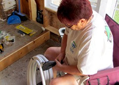1407203 July 18 Barb Cutting Water Pipe