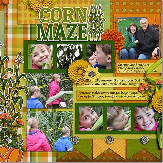 corn mazeb