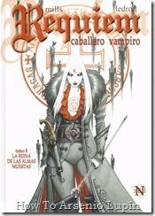 P00008 - Requiem Caballero Vampiro #8