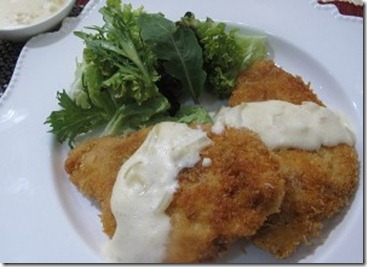 Chicken Maryland Resep Ayam Spesial