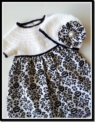 demask crochet dress 1