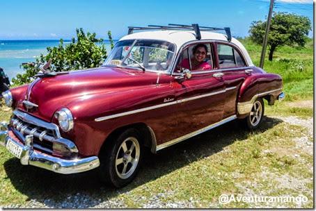 Carro antigo - Cuba