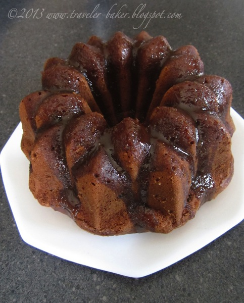 Sweet Potatoes Bundt Cake 3
