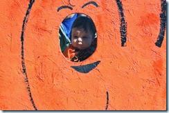 grumpy pumpkin