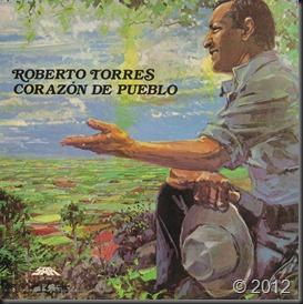 Roberto Torres, front