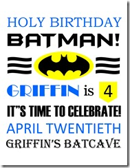 happy birthday griffin