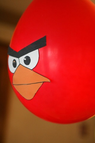 Angry Birds Party 145