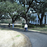 Men's Retreat at Manressa House of Retreats in Convent, LA - January 2010