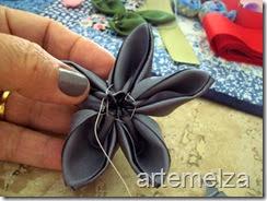Шить - двойной цветок-032