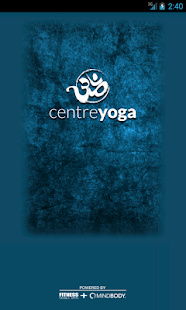 Centre Yoga - screenshot