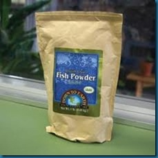 fish powder