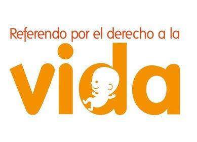 Logo Referendo por la Vida