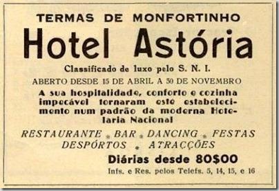 1957 Hotel Astória