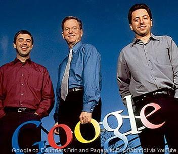 Schmidt-Brin-Page-Google