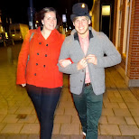 rosa and hugo in Haarlem, Noord Holland, Netherlands