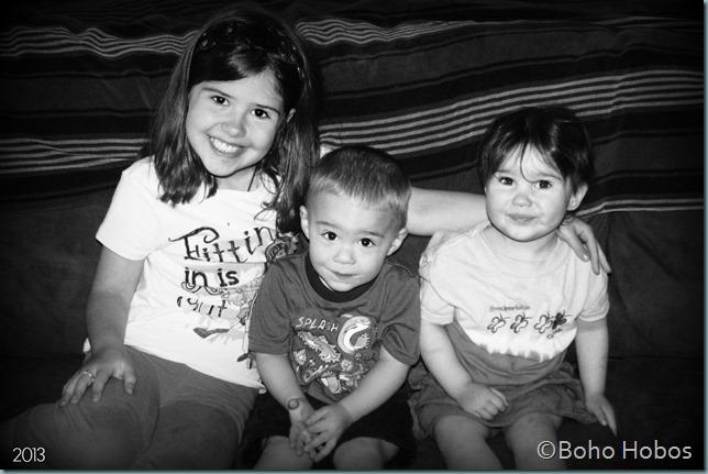 3 kids 2013
