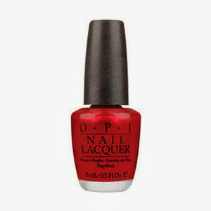 OPI An Affair In Red Square Nail Lacquer
