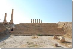 Oporrak 2011 - Jordania ,-  Jerash, 19 de Septiembre  83