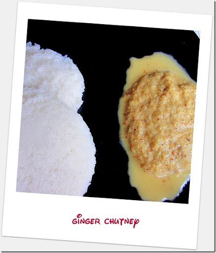 ginger chutney 1